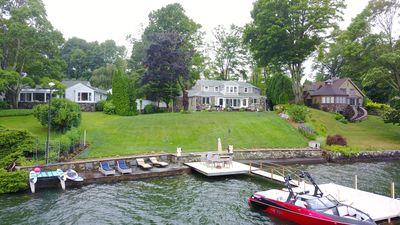 Photo for Lakefront Home - Great Home Amazing Views!