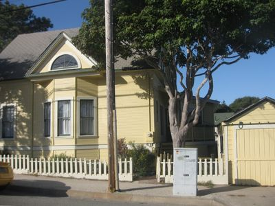 Photo for Charming Victorian close to golf, beach, and downtown