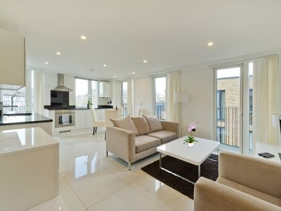 Photo for Apartment 36, Churchway House, Kings Cross Area, Central London
