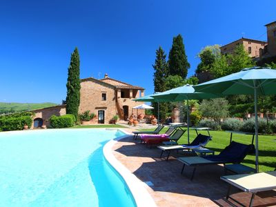 Photo for 2BR Farmhouse Vacation Rental in Montalcino