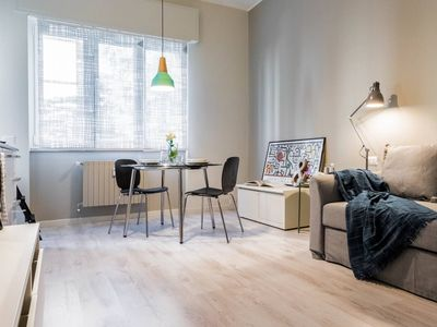 Photo for Via Carlone apartment in Fiera with WiFi & air conditioning.