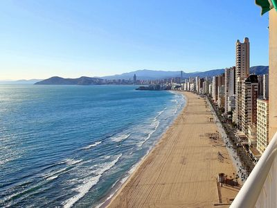 Photo for 2BR Apartment Vacation Rental in Benidorm, Valencia