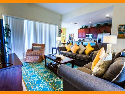 Photo for Windsor Hills Resort 340 - Luxury villa with private pool near Disney