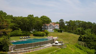 Photo for New Listing: Gorgeous Compound on Hilltop Plateau w/ Ocean, Polo & Golf Course Views