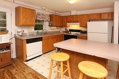 Easy Access Kitchen!