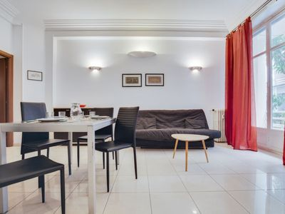 Photo for Apartment Promenade des Anglais in Nice - 6 persons, 2 bedrooms