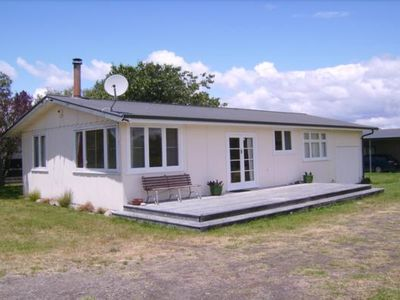 Photo for Taupo lakeside- self contained four bedroom house.