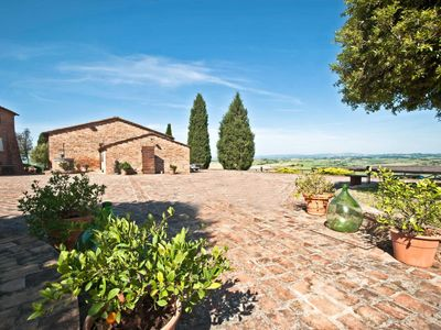 Photo for Vacation home Podere Mezzavia (SIA241) in Siena - 6 persons, 3 bedrooms