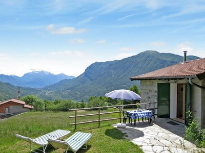 Photo for Vacation home Ferienhaus (PLZ491) in Porlezza - 2 persons, 1 bedrooms
