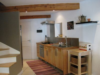 Photo for Traditional Village Maison With Tasteful Interiors In Idylic Minervois Hamlet