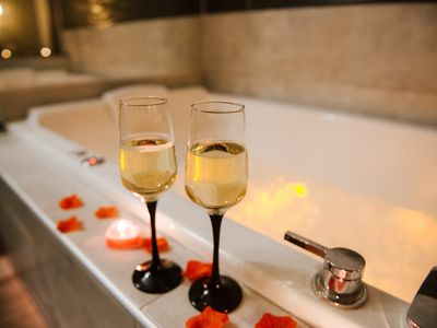 Photo for The Romantic Suite with Jacuzzi
