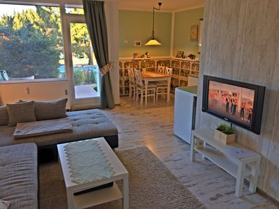 Photo for Renovated apartment in country style with internet