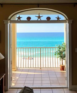 "Photo for ""Tranquil Tides"" 4BR/3BA Gulf Front Condo"