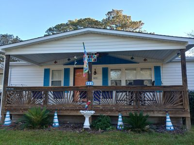 Photo for Beautiful well furnished 4 bedroom 2 bath Ocean Lakes Home  Great Deal !