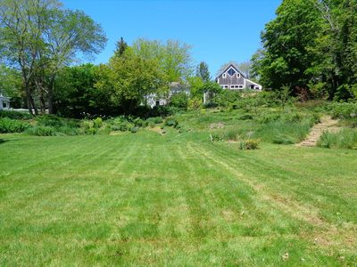 Photo for 80 Briar Lane (ID#128185) - 5 Bedroom Antique Village Home With Barn And Romantic Garden Setting - Wellfleet Village
