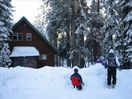 Family Winter Fun in a Safe Environment