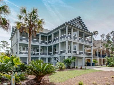Photo for Sandy Beach Trail 6: 7 BR / 6.5 BA home in Hilton Head Island, Sleeps 17