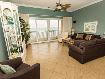 Photo for Tile Floors In This Two Bedroom Bathroom Ocean View Unit With Large Kitchen Island