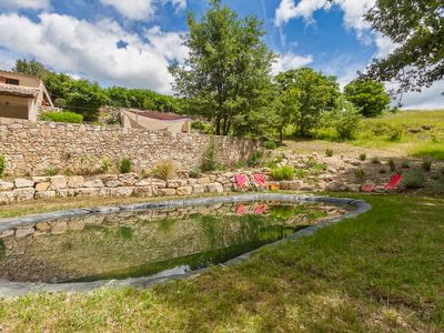 Photo for Entire house with private garden and pool in Reillanne in the Luberon