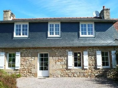 Photo for House located in the heart of Trégastel Côte de Granit Rose.