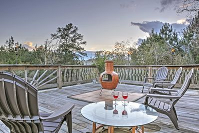 Experience ultimate relaxation at this beautiful Bay St. Louis vacation rental house!