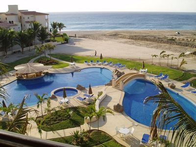 Photo for Las Mananitas-Cabo-Oceanfront 3 Bed 3 Bath, incredible ocean view, 4th floor