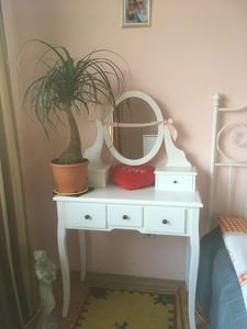 Photo for Princess room in Pool View apartment, big terrace over tennis court, bath&dusch.
