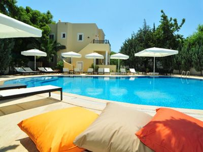 Photo for Bodrum Torba Apartment with shared swimming pool 29601