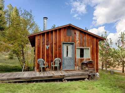 Photo for Hideaway Cabin at Oroville