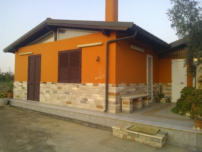 Photo for Residence with garden, near Salento