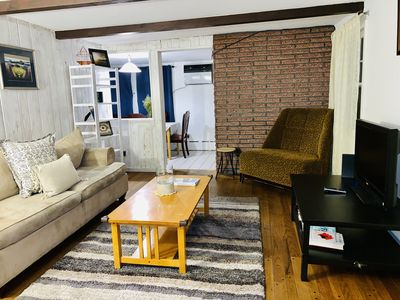 Photo for Charming 1Br Apartment in Private house