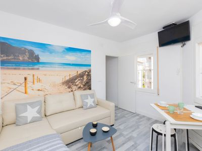 Photo for Apartment Calaf II in Calafell - 4 persons, 1 bedrooms