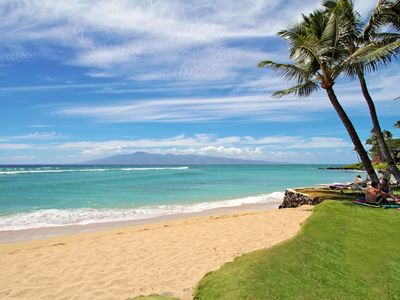 Photo for Welcome To 'The BEACH CONDO' Hale Mahina A106