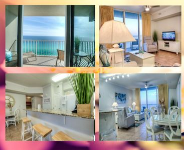 Photo for Exceptional Tidewater 2315 Condo Overlooking the Gulf! Stunning Unit! By ZIA
