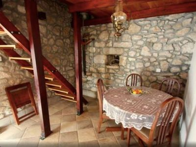 Photo for Traditional Stone House Banalu, 4-6 people, spacious covered terrace