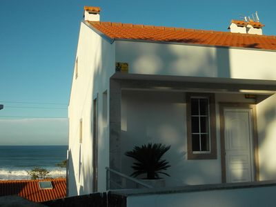 Photo for Beautiful villa with terrace and garden, near the beach with beautiful ocean view