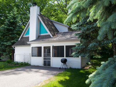 Photo for 2BR Villa Vacation Rental in Saugatuck, Michigan