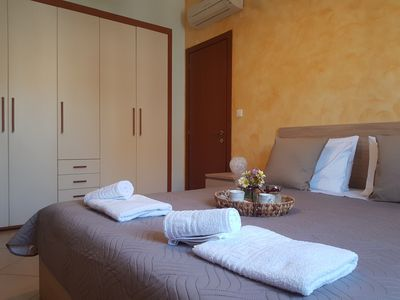 Photo for Comfy Apartment in Rethymno