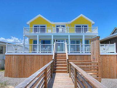 Photo for 7BR House Vacation Rental in Kure Beach, North Carolina