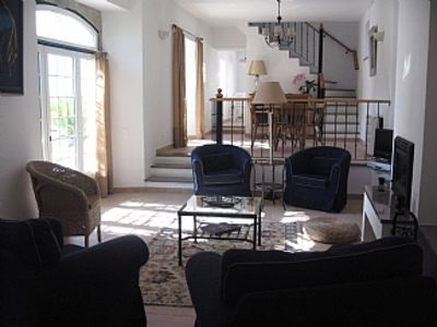 Photo for Traditional Quinta with guest villa near Sintra. Maid service included.