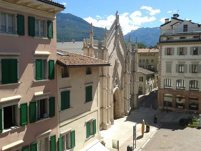 Photo for Apartment/ flat - historical centre of Trento Trentino Alto Adige