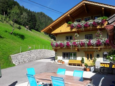 Photo for 2BR Apartment Vacation Rental in Schlitters, Tirol