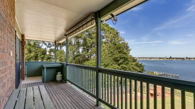 Photo for The Point - Waterfront Holiday House with Jetty Berth