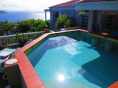 Photo for Carribean Villa & Cottage located 5 minuites from Megans Bay
