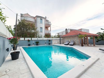 Photo for Apartment Marina with outdoor pool near the beach in Srima, Croatia