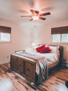 Photo for Longmont- Mini, Alpaca Ranch- Master Bedroom