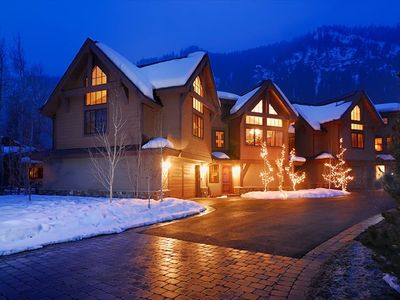 Photo for West Ketchum Luxury Home Near River Run Lodge and walking distance to town
