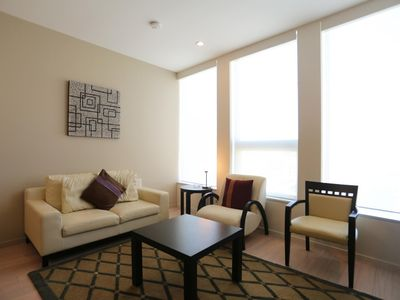 Photo for Downtown Luxury Condo 1BD 1
