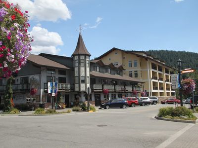Photo for Beautiful Downtown Leavenworth Condo