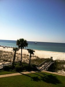 Wonderful 5th floor beach front condo in a perfect location at Orange Beach